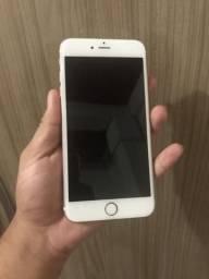 3ea1fa2d3 IPhone 6s Plus 64 Giga Vendo Ou Troco Aceito Cartão