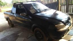 Fiat Estrada 1.3 completo 12.500 pra vender logo - 2003