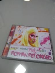 CD Nicki Minaj - Pink Friday: Roman Reloaded