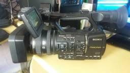 Câmera sony nx 5
