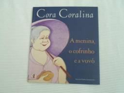 Vendo Livro Cora Coralina - A menina, o cofrinho e a vovó - Editora Global, usado comprar usado  São Paulo