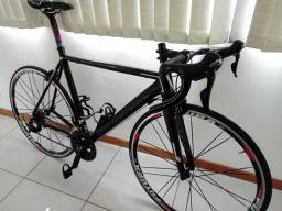 Bike Speed Vicinitech Roubaix II garfo carbono