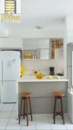 Apartamento No Jardim de Toscana _2 Quartos _ Nascente _ Móveis Projetado