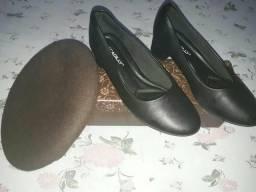 Sapato e Boina