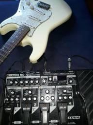 Troco guitarra memphis em contrabaixo