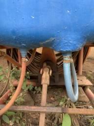 Tanque de pulverização