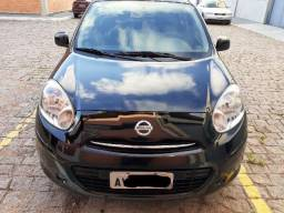 Nissan March 1.0 S Revisado (Baixa KM) - Completo - 2013