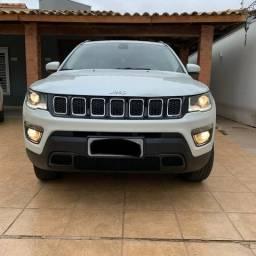 Jeep Compass Longitude 2.0 4x4 Dies. 16v Aut. - Excelente Estado ( pratocamente novo) - 2017