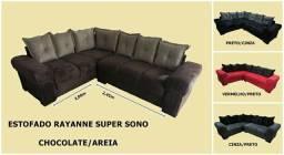 Sofá Rayane novo direto da fábrica