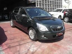 GM Chevrolet Cobalt 1.4 LTZ 2012 2ª dona Completo Carro de Passeio - 2012