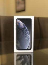 IPhone XR 128gb - Cinza Espacial - Lacrado c/ 1 ano de garantia Apple