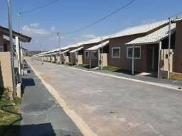 Casas no Valparaíso, Jardim inga e cidade Ocidental
