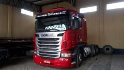 Scania R-440 automático - 2012