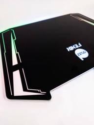 Mouse Pad LED Fênix Ultra