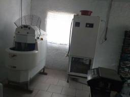 Máquinas de produção industrial pra padaria