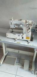 Máquina de costura cobertura (bainha)