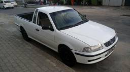 Saveiro MI 1.8 gasolina 2001 - ar cond + dir hid - excelente estado - 2001
