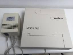 Central Telefônica Pabx Modulare I 4x12 Intelbras