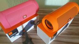 Caixa de som JBL charge 2+ com Bluetooth
