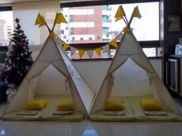 Cabana para Festa do Pijama e outros