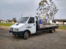 Barbada Caminhão Plataforma hidráulica - 2002