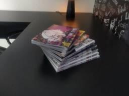 Coleção mangá Tokyo Ghoul