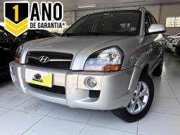 Hyundai Tucson 2.0 16V Aut. - Prata - 2012 - 2012