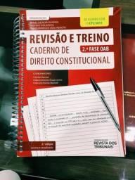 Caderno de treino - 2a fase oab - direito constitucional