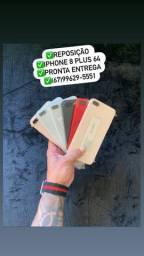 IPhone 8 Plus 64 GB - Três Lagoas MS