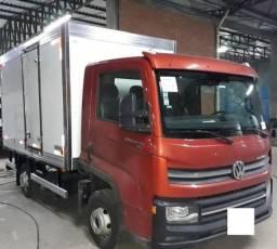 Vw delivery express 2018 com baú isotérmico