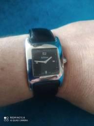 Relógio Hstern eta novinho deployant safira novinho