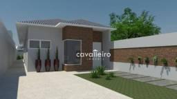 Casa com 3 dormitórios à venda, 150 m² - Jardim Atlântico Central (Itaipuaçu) - Maricá/RJ