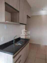 Apartamento com 2 dormitórios para alugar, 54 m² por R$ 850/mês - Planalto Verde - Ribeirã