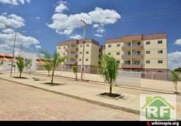 Apartamento com 2 dormitórios para alugar, 56 m² por R$ 1.078,00 - Mateuzinho - Timon/MA