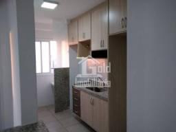 Apartamento com 1 dormitório para alugar, 46 m² por R$ 1.150/mês - Jardim Nova Aliança - R