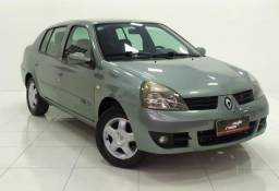RENAULT CLIO SEDAN PRIVILEGE 1.0 16v(Hi-Flex) 4p