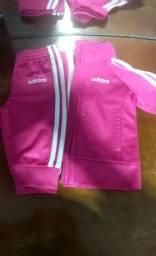 Conjunto Adidas menina original