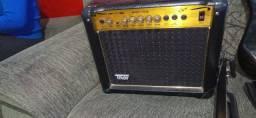 Amplificador Cubo Meteoro Mg15 Com Distorção Guitarra<br><br>