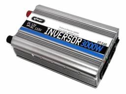 Inversor Automotivo Veicular 3000w 12v 110v Ou 220v Knup - Loja Natan Abreu