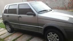 Carro Fiat uno Miller economy 2009 - 2009