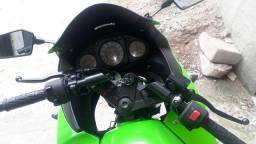 Kawasaki ninja 250r edição especial 2010 - 2010