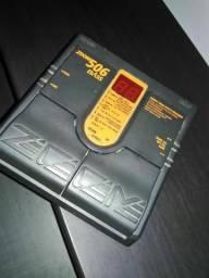 Pedaleira zoom 506 bass, usado comprar usado  Marília