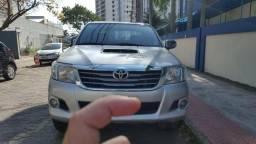 Hilux SRV 2011/2012 único dono - 2012