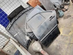 Sucata Mercedes C180 1996