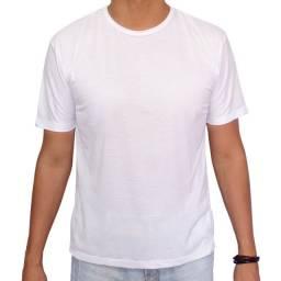 Camisetas Para Sublimação Lisa 100% Poliester Camisas