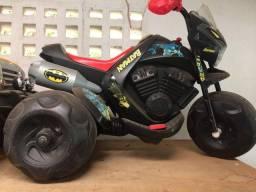 Moto Batman 6V