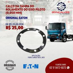 CALÇO DA TAMPA DO ROLAMENTO DO EIXO PILOTO (0,050MM)