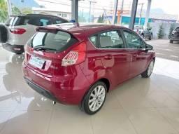 Ford Fiesta Titanium Hacth 1.6 Automatico Completo!