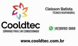 Refrigeração comercial e ar condicionado
