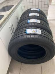 Jogo de 4 pneus 265/60R18 (S-10, Hilux, SW4, Amarok e SUV?s)